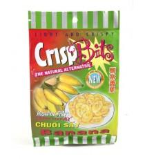 Chips de Banane CRISP BITS 100g