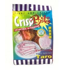 Chips de Taro CRISP BITS 100g