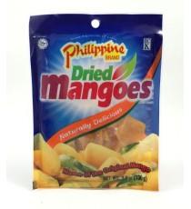 Mangue séchée en lamelle PHILIPPINE BRAND 100g