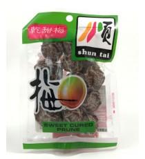 Prunes sucrées SHUN TAI 50g