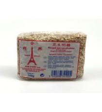 Nougat aux cacahuètes ASIE D'IVRY 160g