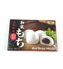 Gâteau mochi saveur haricot rouge ROYAL FAMILY 210g