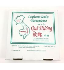 Confiserie tendre vietnamienne aux cacahuètes et aux sésames LA CONFISERIE DU PLAISIR 900g