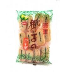 Crakers de riz saveur coco BIN BIN 150g