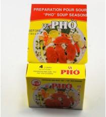 """Préparation pour soupe """"Pho"""" COCK BRAND 75g"""