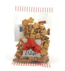 Mélange biscuit de riz saveur caramel SUMMIT FOOD 100g