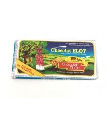 Chocolat noir ELOT 100g