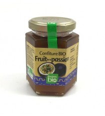 Confiture bio fruit de la passion RACINE BIO 200g