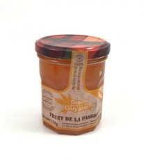 Confiture de Gelée aux fruits de la passion DELICES DE GUYANE 210g