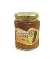 Confiture d'Ananas Victoria SOLEIL REUNION 200g