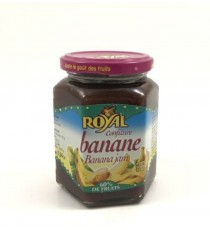 Confiture de Banane ROYAL 330g