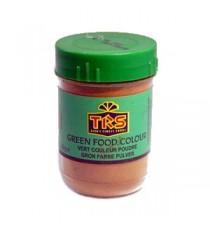 Colorant vert alimentaire en poudre TRS 25g
