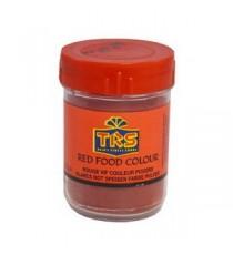 Colorant rouge alimentaire en poudre TRS 25g