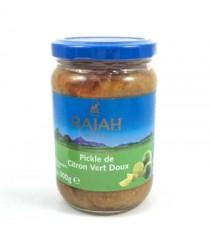 Pickle de Citron Vert Doux RAJAH 300g