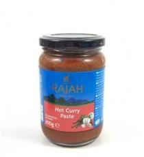 Pâte de Curry Fort RAJAH 300g