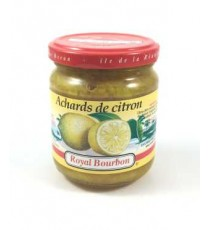 Achards de citron ROYAL BOURBON 200g