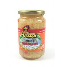 Sauce créoline DAME BESSON 370ml