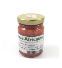 Piment antillais fort SAUCE AFRICAINE 150g