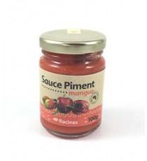 Sauce piment mangue RACINES 100g