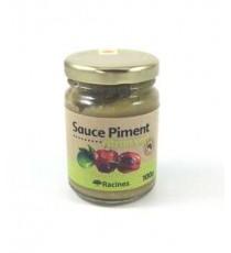 Sauce piment citron vert RACINES 100g