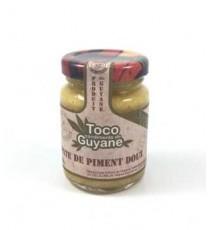 Pâte de piment doux DELICES GUYANE 100g