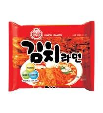 Nouille instantanée Kimchi Ramen OTTOGI 120g