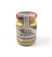 Moutarde diablesse DELICES GUYANE 100g