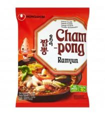 Nouille instantanée Cham-pong  ramyun NONGSHIM 124g