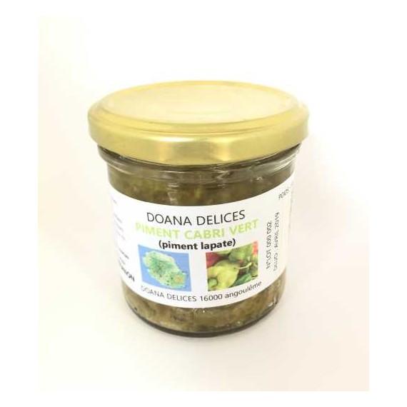 Piment Cabri Vert DOANA DELICES 100G