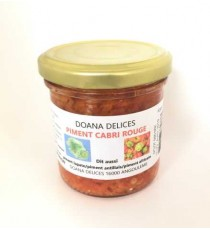 Piment Cabri Rouge DOANA DELICES 100G