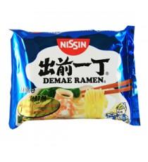 Nouille instantanée Demae Ramen Fruits de mer NISSIN 100g