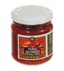 Purée de piment SAMBAL OELEK 200g