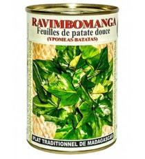 Ravimbomanga feuilles de patate douce CODAL 400G