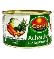 Achards de légumes CODAL 125G