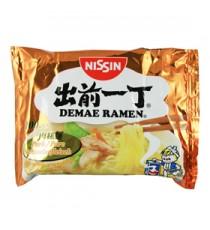 Nouille instantanée Demae Ramen Porc NISSIN 100g