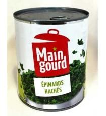 Epinard hachés MAIN GOURD 795g