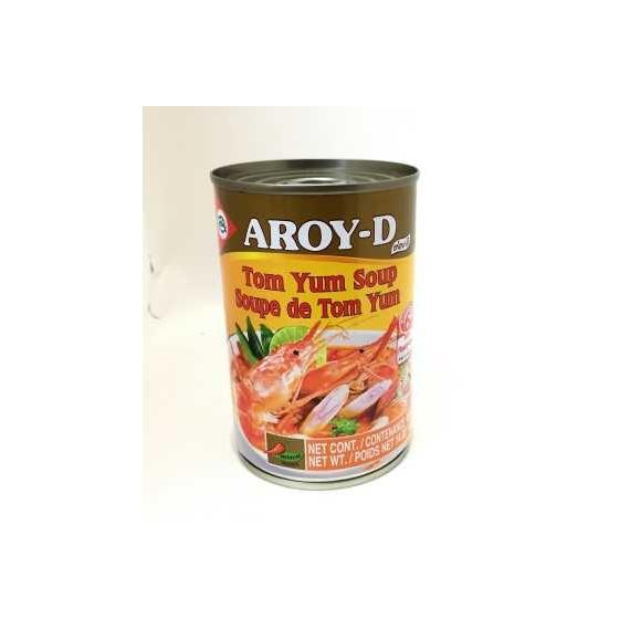 Soupe de Tom Yum AROY-D 400mL