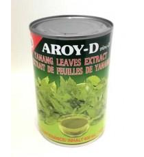 Extrait de feuilles de yanang AROY-D 400mL