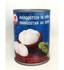Mangoustan au sirop  COCK BRAND 565g