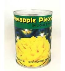 Ananas en morceaux COCK BRAND  565g