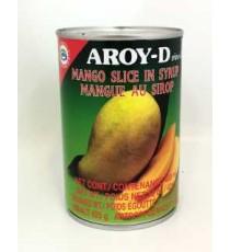 Mangue au sirop AROY-D 425g
