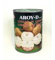 Longan au sirop AROY-D 565g
