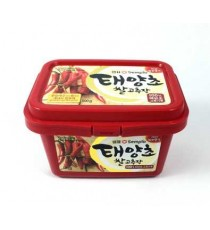 Pâte de piment rouge gochujang SEMPIO 500g