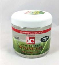 Gel aloe vera cheveux FANTASIA IC 454g