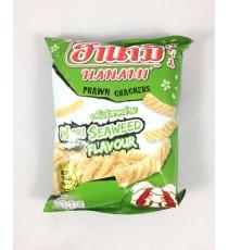 Crackers aux crevettes et algues 60g