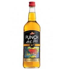 Punch des îles CHATEL 40° 1 litre