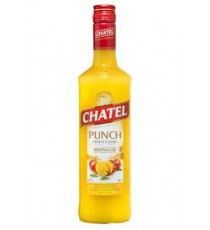 Punch Mangue CHATEL 16° 70cl