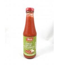 Sauce pimentée à l'ail YEO'S 300ml