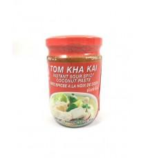 Pâte épicée à la noix de coco TOM KHA KAI COCK BRAND 227g