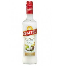 punch Coco chatel 16° 70cl